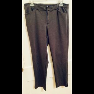 GAP Grey Crop Pants